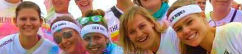 """Thumbnail image for The Color Run – """"The happiest 5k on earth""""  oder  """"Das farbenfrohe Nichtsport Event"""""""