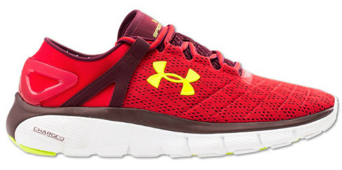 Under Armour Speedform Fortis im Test